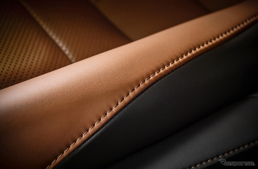 レクサス LC500h PATINA Elegance L-ANILINE本革シート