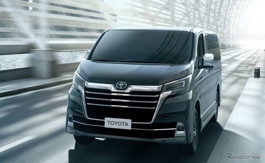 トヨタ・グランビア 新型