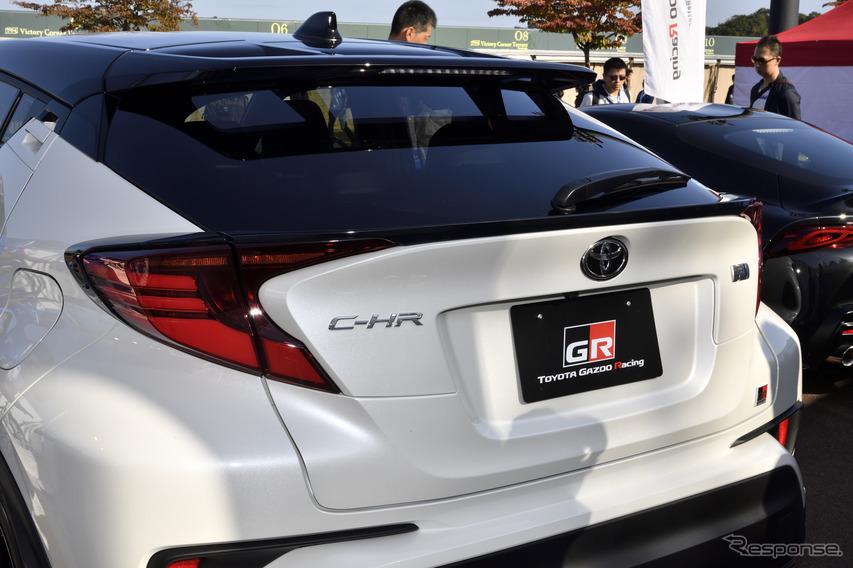 トヨタC-HR GRスポーツ