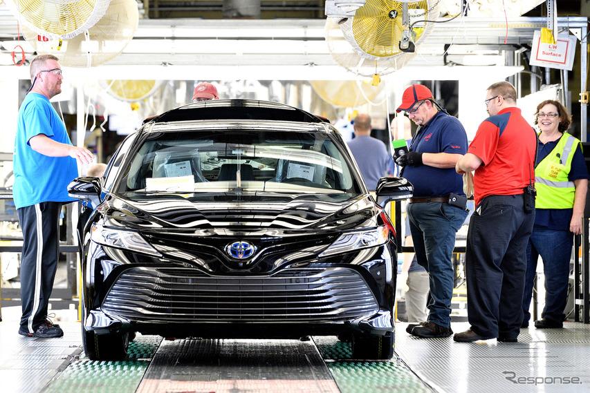 トヨタ、北米の生産体制を強化…イノベーションセンター設立