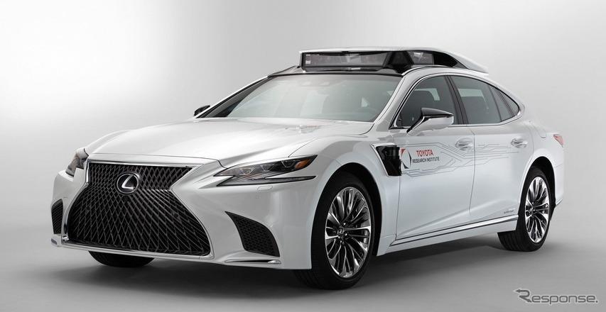 米トヨタ、高度な自動運転車の安全な開発手順を策定