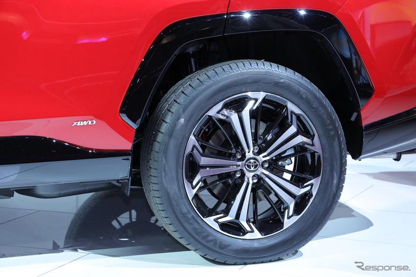 トヨタ RAV4プライム(ロサンゼルスモーターショー2019)