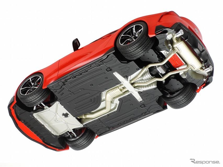 タミヤ・トヨタGRスープラ1/24スケールモデル