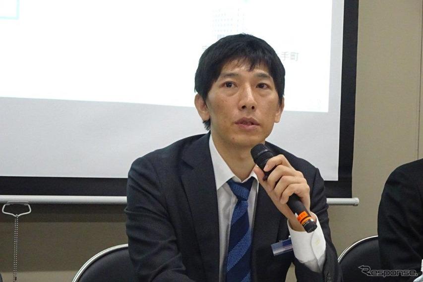 NTTデータ 古賀篤部長