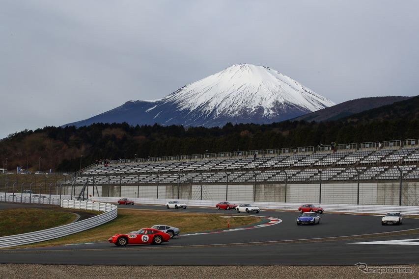 冬の富士は熱かった…トヨタGAZOOレーシングフェスティバル[フォトレポート]