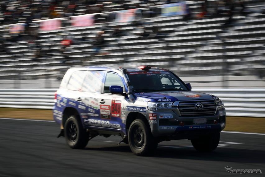 トヨタGAZOOレーシングフェスティバル2019
