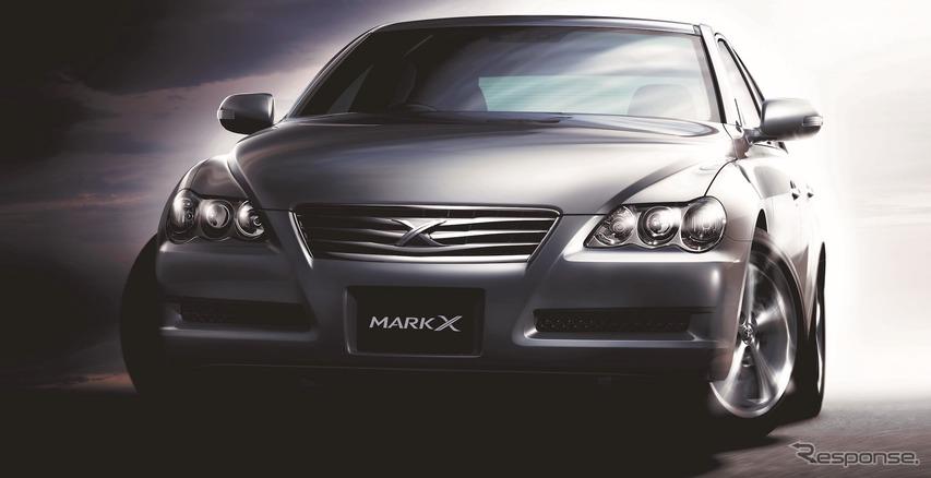 10代目:マークX(2004年)