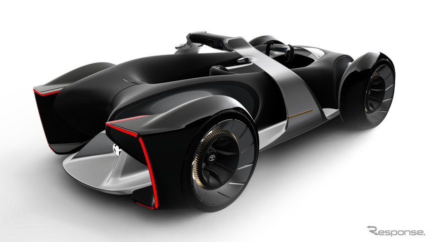 トヨタ e-RACER