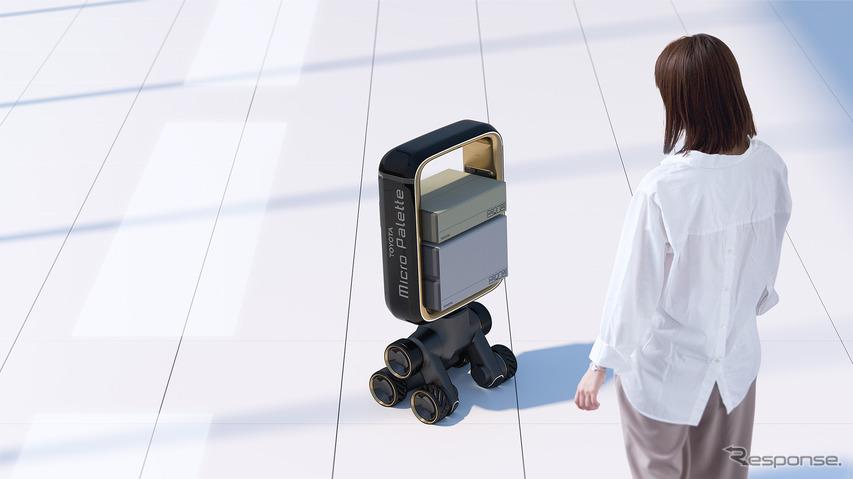 トヨタ・マイクロ パレット