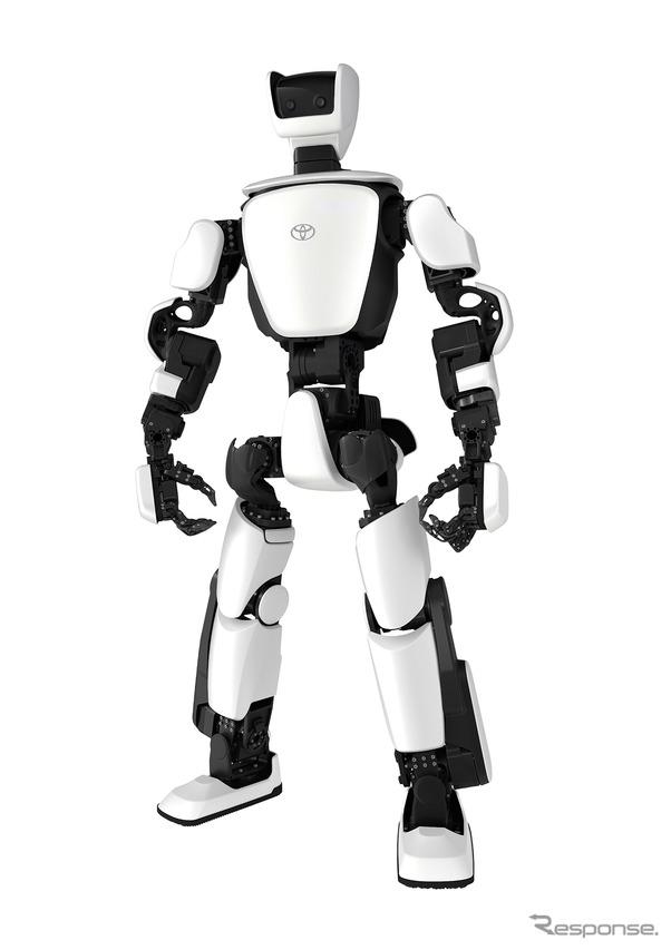 トヨタのロボット、操縦者の動きに合わせて全身を動かす…CES 2020に出展へ