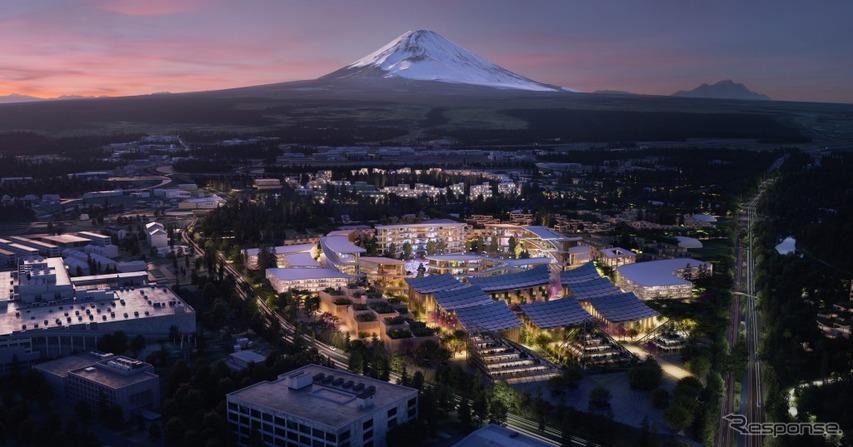 トヨタがCASE戦略を加速、2000人が暮らす「コネクティッド・シティ」静岡に建設へ…CES 2020