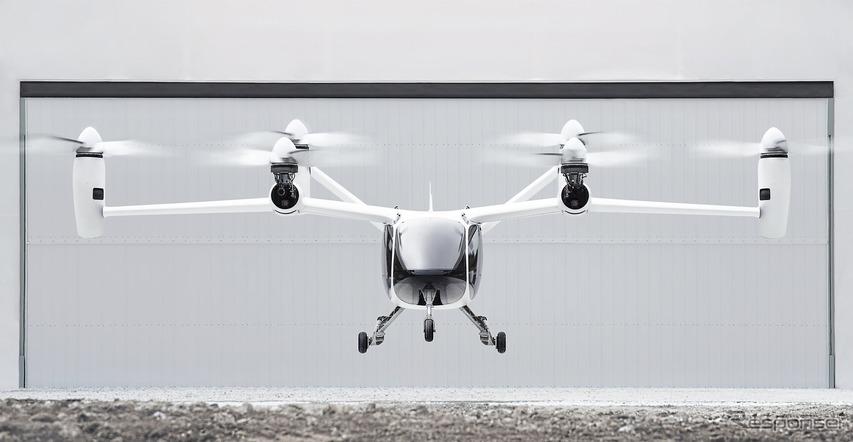 トヨタ、空飛ぶ車の開発で提携…早期の実用化を目指す