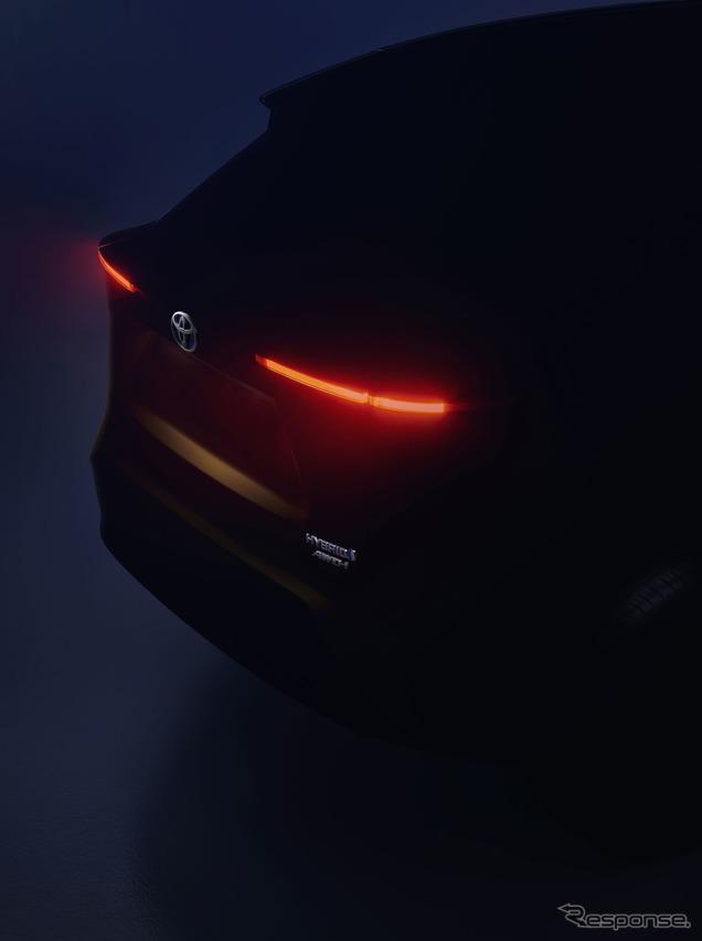 トヨタの新型SUV、ジュネーブモーターショー2020で発表へ…ヤリスと同じプラットフォーム
