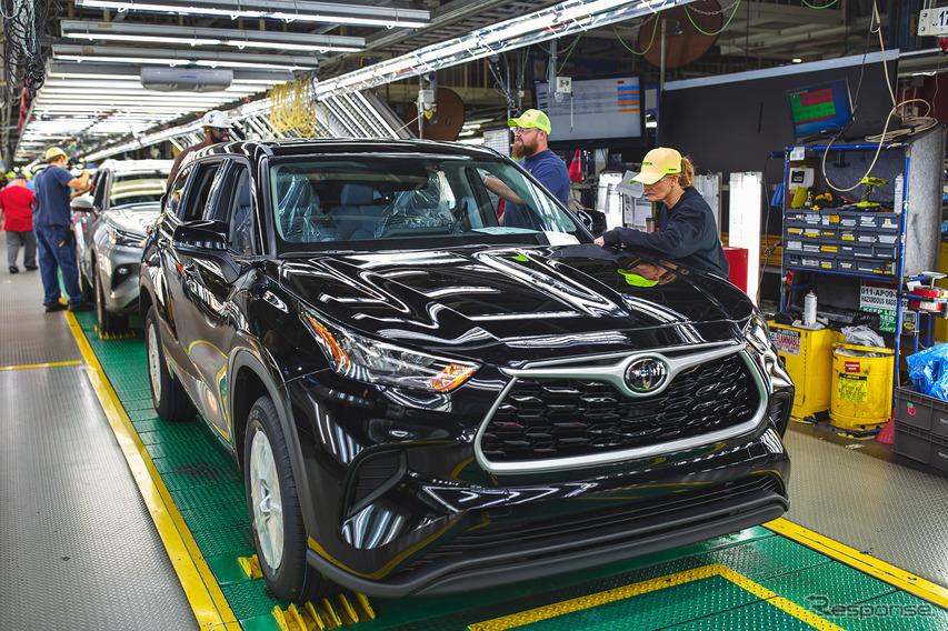 トヨタと日産、北米工場の生産を一時停止…新型コロナウイルス