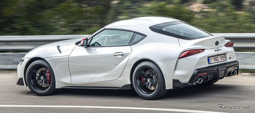 トヨタ GR スープラ 2.0 の「富士スピードウェイ・エディション」