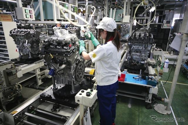 スズキ、5月11日以降も国内工場で生産調整 部品調達に支障