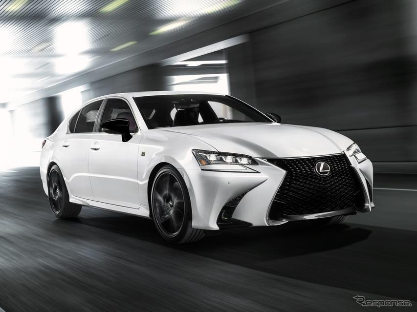 レクサス GS、米国でも最終モデル…今夏200台を限定発売へ