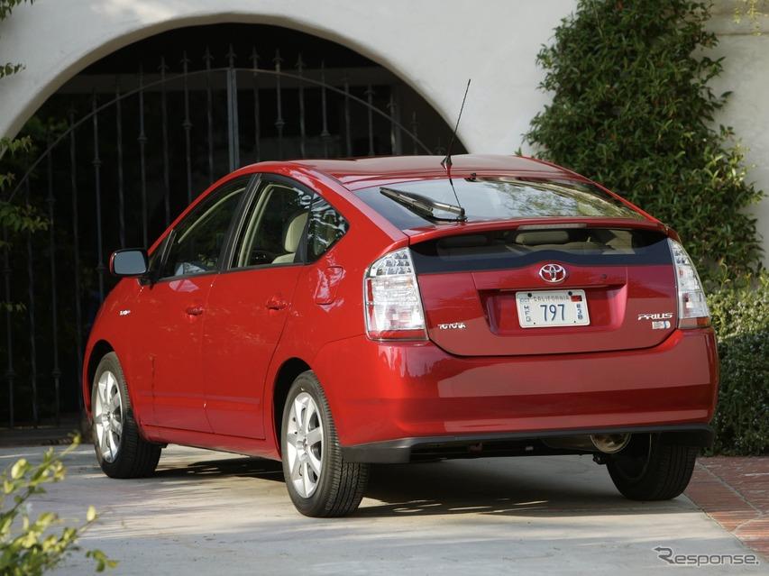 2007年型トヨタ・プリウス