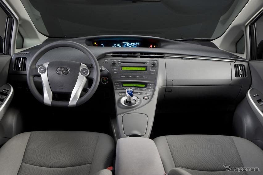 2010年型トヨタ・プリウス