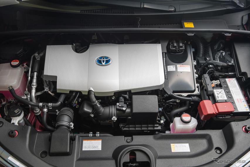 2016年型トヨタ・プリウス