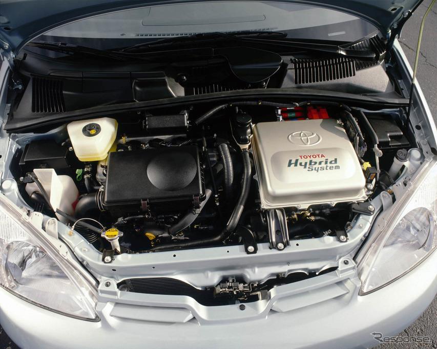 2001年型トヨタ・プリウス