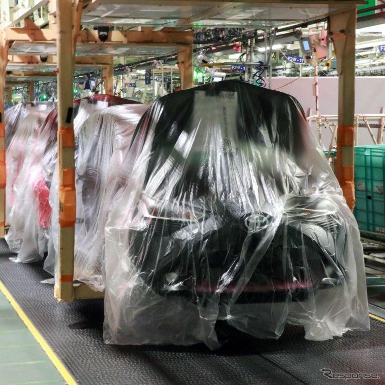 トヨタとPSAグループとのチェコ合弁工場「TPCA」(トヨタ・プジョー・シトロエン・オートモビル・チェコ)