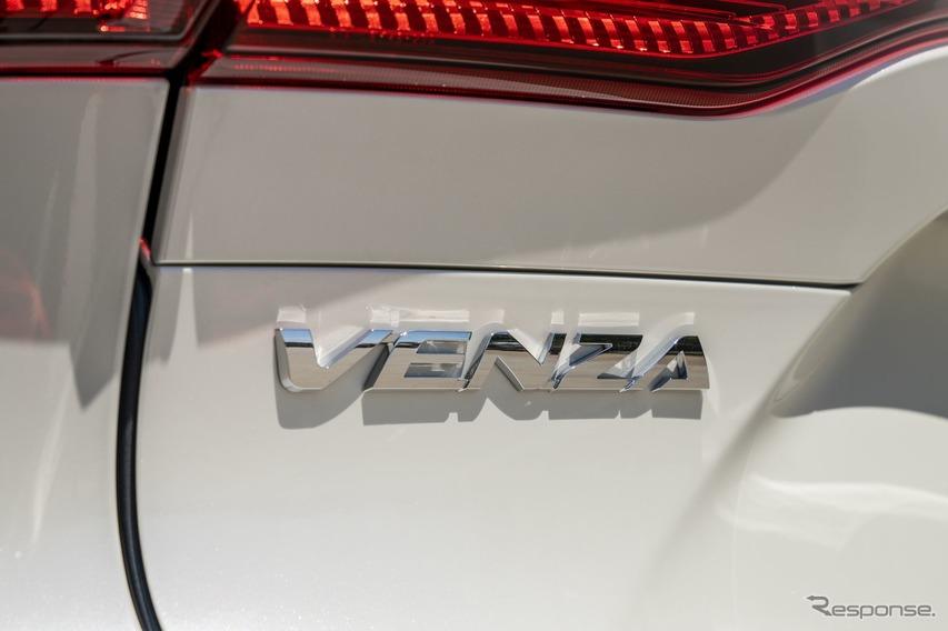 トヨタ・ヴェンザ( ハリアー に相当)新型
