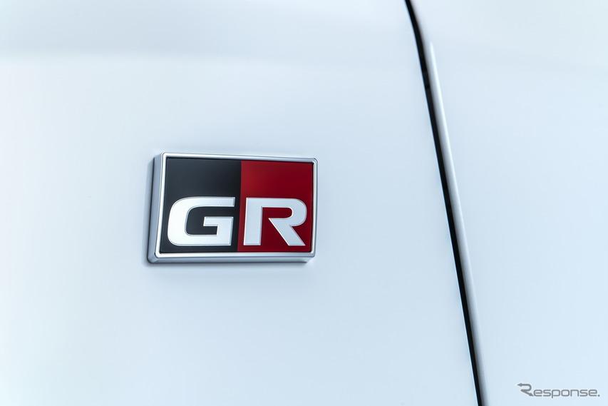 トヨタ GR ヤリス(欧州仕様)