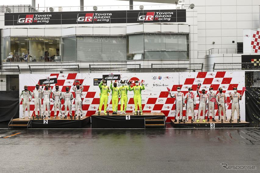 2020スーパー耐久 富士24時間レース