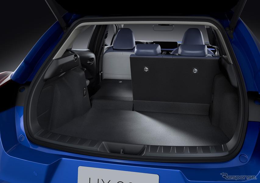 レクサス UX 300e(欧州仕様)