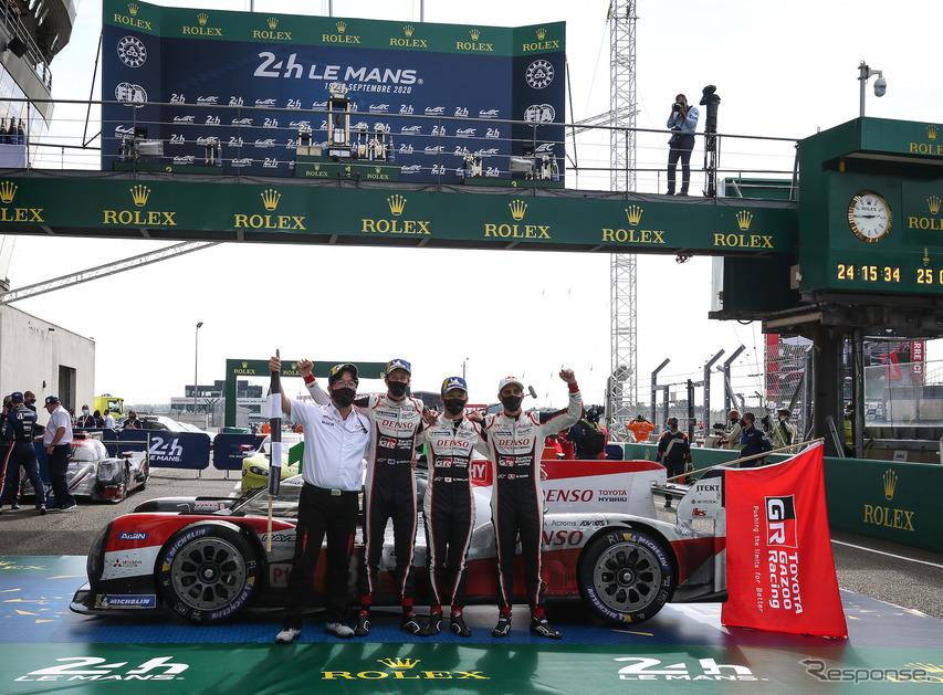 [WEC]トヨタが2季連続でチーム王座獲得…ルマンV3の中嶋一貴「全員が素晴らしい働き」、無念の可夢偉「レースは残酷」