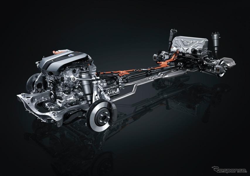 レクサス LS 改良新型
