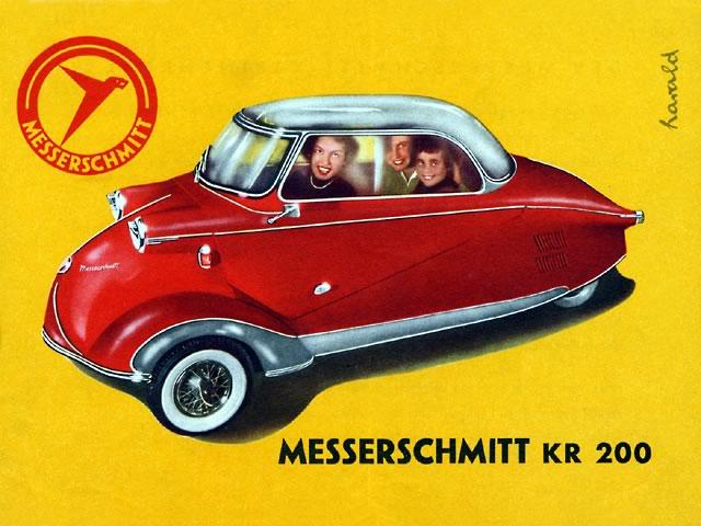 メッサーシュミット KR200