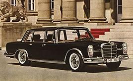 メルセデス・ベンツ 600