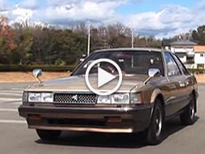 トヨタ・ソアラ(後編)-大人が楽しむスポーツカーの走りとは?
