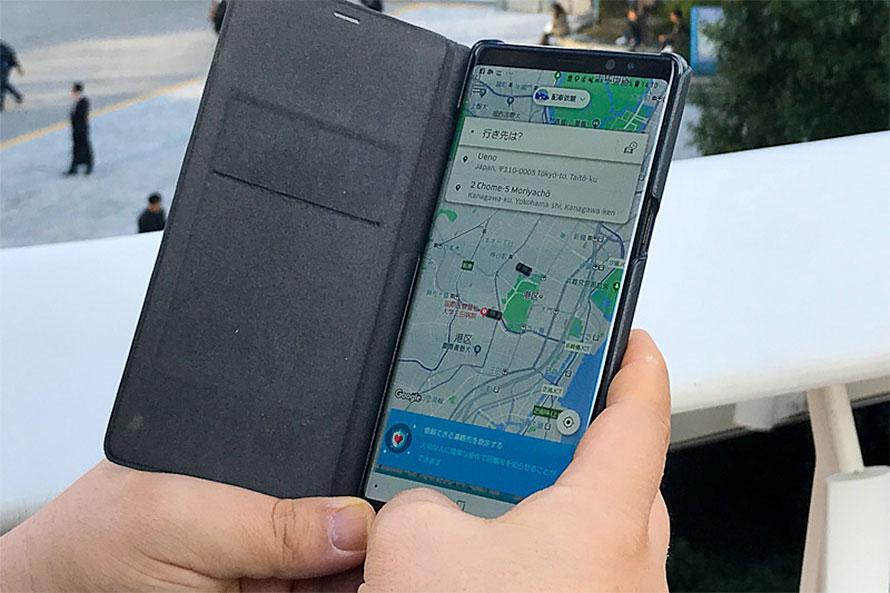 米国で使うUberは登録したドライバーと利用者をつなぐことで、タクシー代わりの送迎を可能にするサービス