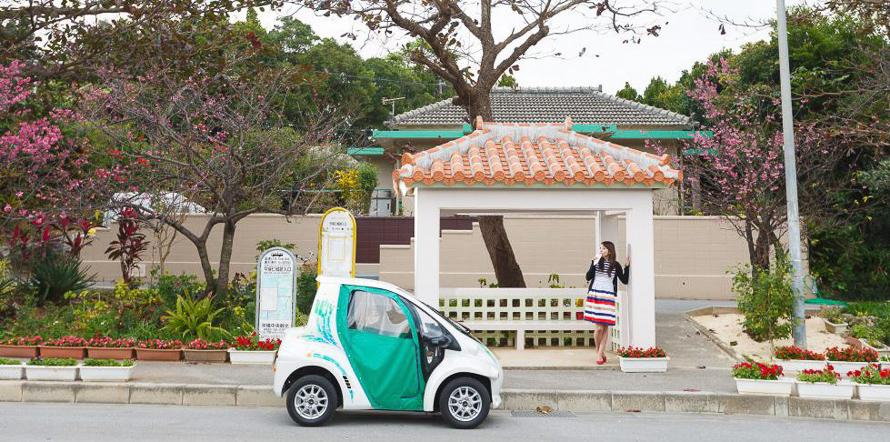 沖縄など、観光地での移動手段としての可能性も高そうだ