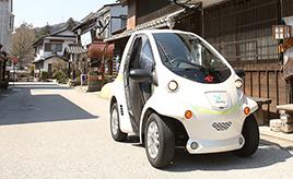 豊田市で展開する超小型電気自動車のシェアリングサービス 「Ha:mo RIDE」