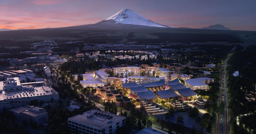"""""""トヨタが街を作る""""と話題になった静岡県裾野市に展開予定の「ウーブン・シティ」"""