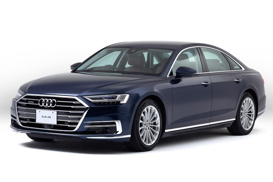 「Audi A8」