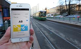 【現地取材】スマホ1つで乗り放題。MaaSアプリ「Whim」を使ってみたーMaaS最先端都市ヘルシンキ編②