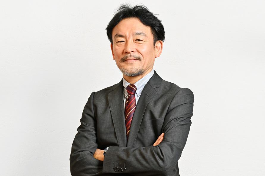 トヨタ自動車株式会社 コネクティッドカンパニー e-TOYOTA部 部長 松枝伸彰氏