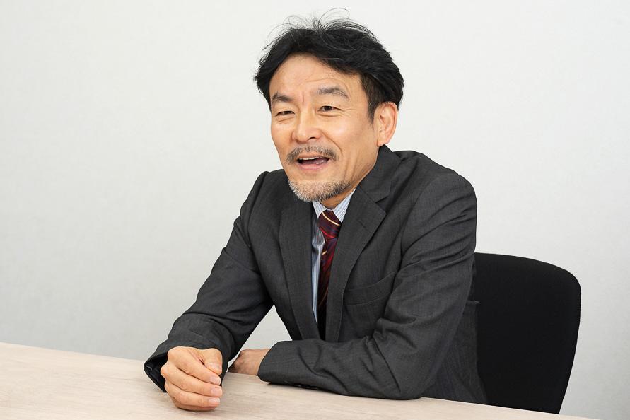 「安心・安全は人の領域」という松枝氏
