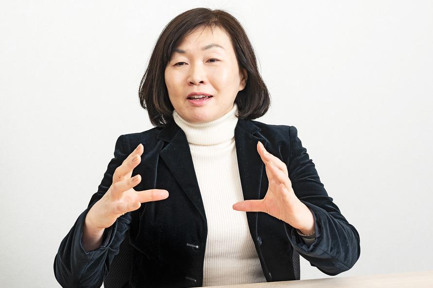 利用者から「ありがとう」と言ってもらえることが多いのがオペレーターサービス。そのひと言がとてもうれしく励みになるという松尾氏