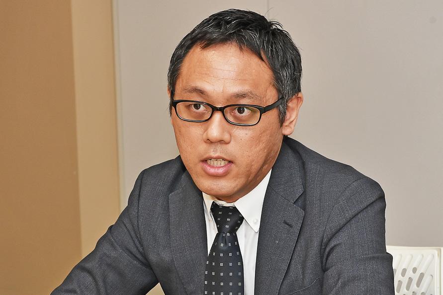トヨタファイナンシャルサービス株式会社 my routeグループシニアマネージャーの金子直人氏