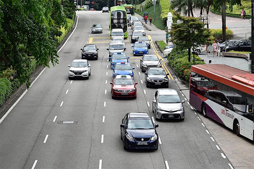 COEを落札しないとクルマが所有できないというシンガポールの特殊なマイカー事情