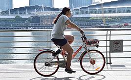 日本の将来が見える!?シンガポールのシェアサイクル事情