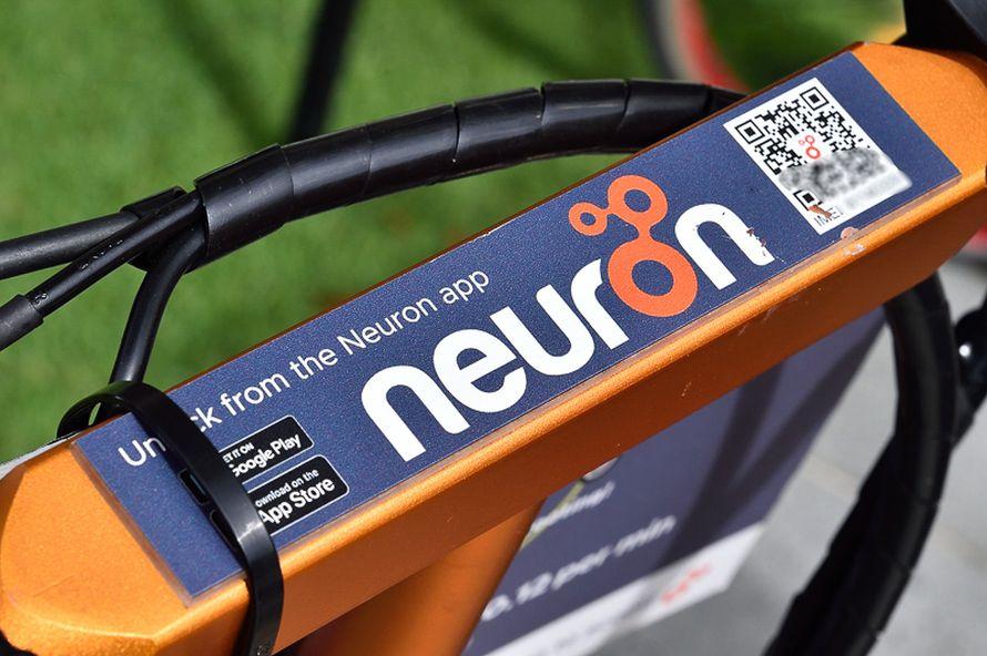 電動キックボードシェアを提供するNeuron Mobility