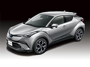 トヨタ、新型車C-HRを発売 ― デザインと走りに徹底的にこだわった「TNGA第2号車」を投入 ―