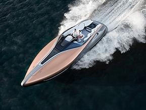 「LEXUS Sport Yacht Concept」を発表
